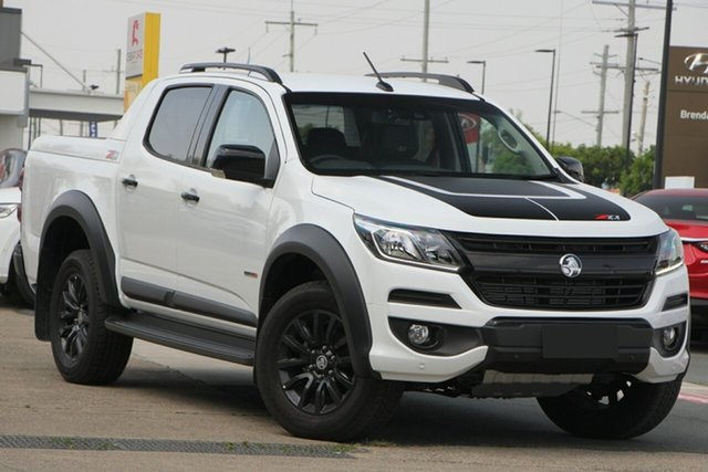 Used Holden Colorado RG MY20 Z71 Pickup Crew Cab, 2019 Holden Colorado RG MY20 Z71 Pickup Crew Cab Summit White 6 Speed Sports Automatic Utility