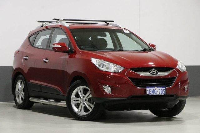 Used Hyundai ix35 LM Elite (AWD), 2010 Hyundai ix35 LM Elite (AWD) Red 6 Speed Automatic Wagon