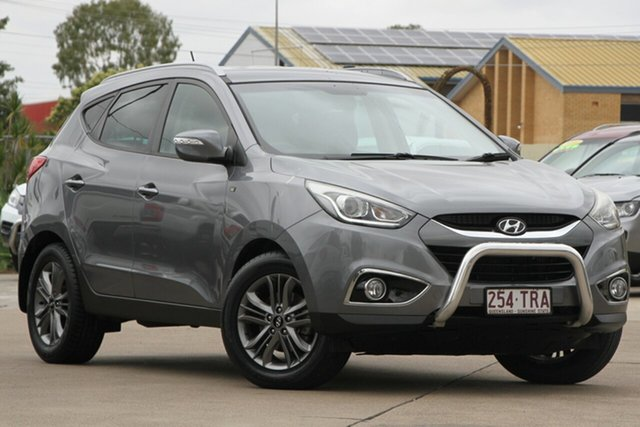 Used Hyundai ix35 LM2 SE AWD, 2013 Hyundai ix35 LM2 SE AWD Grey 6 Speed Sports Automatic Wagon