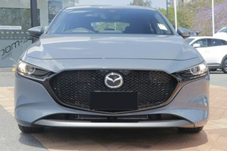 1220 Mazda 3 BP2H7A G20 SKYACTIV-Drive Evolve Grey 6 Speed Sports Automatic Hatchback