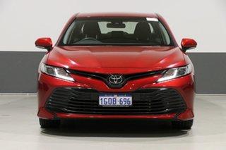 2018 Toyota Camry ASV70R Ascent Red 6 Speed Automatic Sedan.