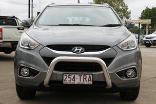 2013 Hyundai ix35 LM2 SE AWD Grey 6 Speed Sports Automatic Wagon.