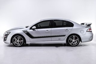 2011 Ford Performance Vehicles GT FG Boss 335 Silver 6 Speed Sports Automatic Sedan