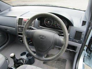 2004 Hyundai Getz TB GL 5 Speed Manual Hatchback