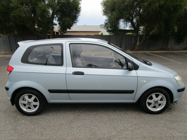 Used Hyundai Getz TB GL, 2004 Hyundai Getz TB GL 5 Speed Manual Hatchback