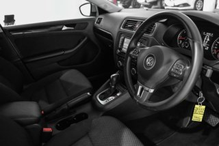 2012 Volkswagen Jetta 1B MY12.5 103TDI DSG Comfortline Silver 6 Speed Sports Automatic Dual Clutch