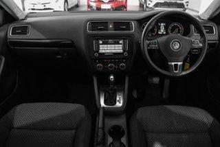 2012 Volkswagen Jetta 1B MY12.5 103TDI DSG Comfortline Silver 6 Speed Sports Automatic Dual Clutch.