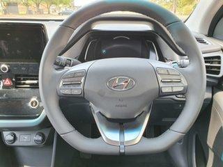 2019 Hyundai Ioniq AE.3 MY20 electric Elite Iron Gray 1 Speed Reduction Gear Fastback