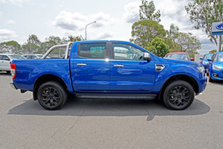 2019 Ford Ranger PX MkIII 2019.75MY XLT Pick-up Double Cab Blue Lightning 6 Speed Sports Automatic