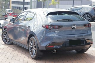 2020 Mazda 3 BP2H7A G20 SKYACTIV-Drive Evolve Polymetal Grey 6 Speed Sports Automatic Hatchback.