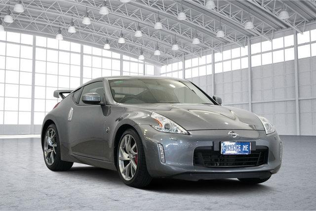 Used Nissan 370Z Z34 MY13 , 2012 Nissan 370Z Z34 MY13 Grey 6 Speed Manual Coupe