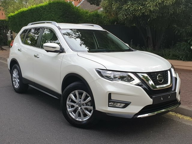 Used Nissan X-Trail T32 Series II ST-L X-tronic 2WD, 2018 Nissan X-Trail T32 Series II ST-L X-tronic 2WD Ivory Pearl 7 Speed Constant Variable Wagon