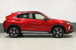 2018 Mitsubishi Eclipse Cross YA MY18 LS (2WD) Red Continuous Variable Wagon