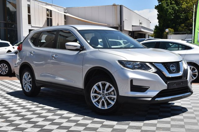 Used Nissan X-Trail T32 Series II ST X-tronic 2WD, 2019 Nissan X-Trail T32 Series II ST X-tronic 2WD Silver 7 Speed Constant Variable Wagon
