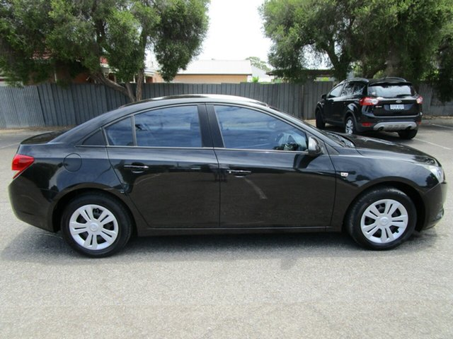 Used Holden Cruze JG CD, 2010 Holden Cruze JG CD 6 Speed Automatic Sedan