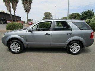 2006 Ford Territory SY Ghia (RWD) 4 Speed Auto Seq Sportshift Wagon
