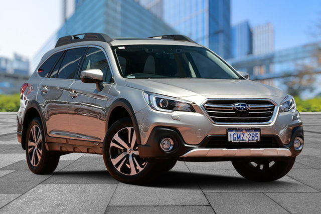 Used Subaru Outback B6A MY18 2.5i CVT AWD Premium, 2018 Subaru Outback B6A MY18 2.5i CVT AWD Premium Champagne 7 Speed Constant Variable Wagon