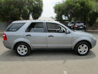 2006 Ford Territory SY Ghia (RWD) 4 Speed Auto Seq Sportshift Wagon.
