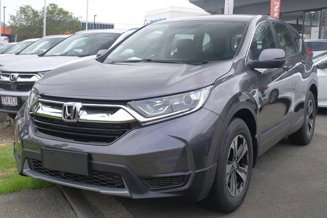 Demo Honda CR-V RW MY20 Vi FWD, 2019 Honda CR-V RW MY20 Vi FWD Modern Steel 1 Speed Constant Variable Wagon