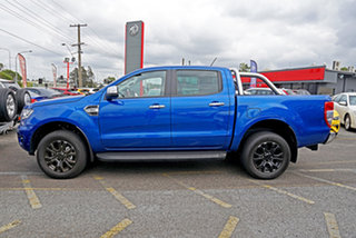 2019 Ford Ranger PX MkIII 2019.75MY XLT Pick-up Double Cab Blue 6 Speed Sports Automatic Utility