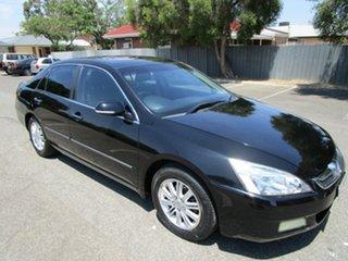 2007 Honda Accord 40 MY06 Upgrade V6 Luxury 5 Speed Automatic Sedan.