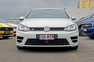 2016 Volkswagen Golf VII MY17 R DSG 4MOTION White 6 Speed Sports Automatic Dual Clutch Hatchback.