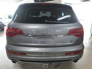 2011 Audi Q7 MY11 TDI Tiptronic Quattro Grey 8 Speed Sports Automatic Wagon