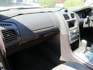 2003 Ford Fairmont BA Ghia 4 Speed Auto Seq Sportshift Sedan