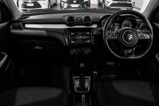 2017 Suzuki Swift AZ GL Navigator White 1 Speed Constant Variable Hatchback.