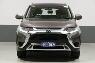 2018 Mitsubishi Outlander ZL MY19 ES 7 Seat (AWD) Bronze Continuous Variable Wagon.