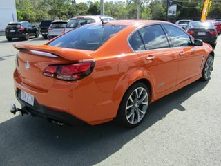 2013 Holden Commodore VF SS-V Orange 6 Speed Manual Sedan
