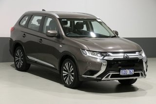 2018 Mitsubishi Outlander ZL MY19 ES 7 Seat (AWD) Bronze Continuous Variable Wagon