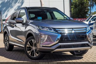 2019 Mitsubishi Eclipse Cross YA MY20 Exceed 2WD Titanium 8 Speed Constant Variable Wagon.