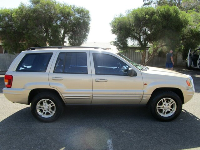 Used Jeep Grand Cherokee WJ Limited (4x4), 2000 Jeep Grand Cherokee WJ Limited (4x4) 4 Speed Automatic 4x4 Wagon