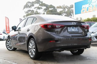 2014 Mazda 3 BM5238 SP25 SKYACTIV-Drive Brown 6 Speed Sports Automatic Sedan.