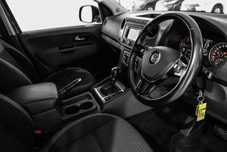 2016 Volkswagen Amarok 2H MY16 TDI420 4Motion Perm Highline Blue 8 Speed Automatic Utility