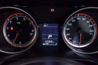 2017 Suzuki Swift AZ GL Navigator White 1 Speed Constant Variable Hatchback