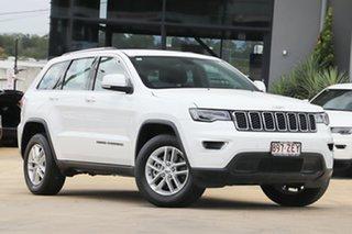 2019 Jeep Grand Cherokee WK MY19 Laredo Bright White 8 Speed Sports Automatic Wagon.