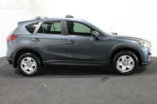 2012 Mazda CX-5 KE1071 Maxx SKYACTIV-MT Grey 6 Speed Manual Wagon.