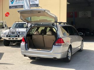 2006 Honda Odyssey 3rd Gen Luxury Silver 5 Speed Sports Automatic Wagon