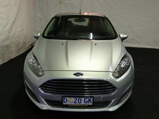 2013 Ford Fiesta WT CL PwrShift Silver 6 Speed Sports Automatic Dual Clutch Hatchback