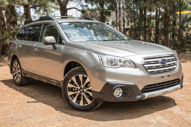Used Subaru Outback B6A MY15 2.5i CVT AWD, 2015 Subaru Outback B6A MY15 2.5i CVT AWD Gold 6 Speed Constant Variable Wagon