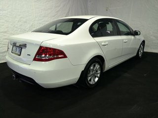 2011 Ford Falcon FG XT White 6 Speed Sports Automatic Sedan.