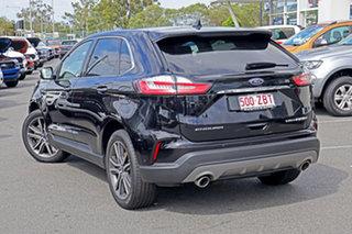 2018 Ford Endura CA 2019MY Titanium SelectShift AWD Black 8 Speed Sports Automatic Wagon.