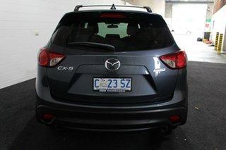 2012 Mazda CX-5 KE1071 Maxx SKYACTIV-MT Grey 6 Speed Manual Wagon