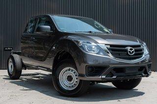 2019 Mazda BT-50 UR0YG1 XT Freestyle Titanium Flash 6 Speed Sports Automatic Cab Chassis.