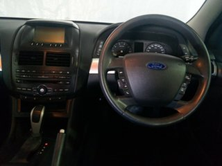 2011 Ford Falcon FG XT White 6 Speed Sports Automatic Sedan