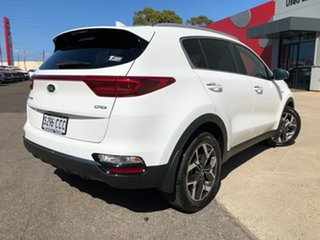 2019 Kia Sportage QL MY19 SLi AWD Clear White 8 Speed Sports Automatic Wagon