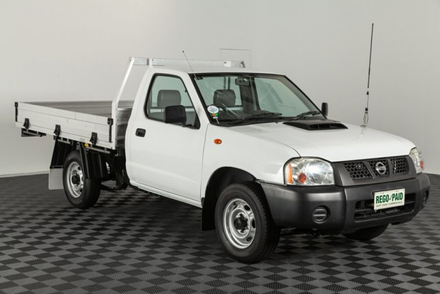 Used Nissan Navara D22 S5 DX 4x2, 2013 Nissan Navara D22 S5 DX 4x2 White 5 speed Manual Cab Chassis