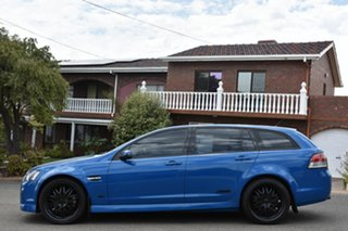 2013 Holden Commodore VE II MY12.5 SS Sportwagon Z Series Blue 6 Speed Sports Automatic Wagon